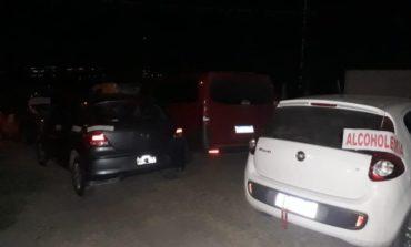 Secuestran decenas de vehículos en El Mollar durante el fin de semana