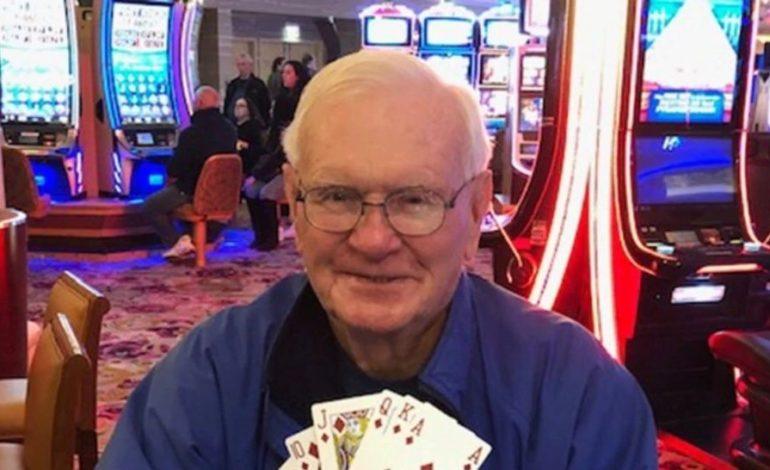 Apostó cinco dólares para festejar que su mujer había vencido un cáncer y se hizo millonario