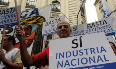 La industria perdió casi 116 mil empleos en la era Macri