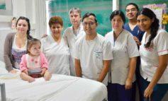 Médicos tucumanos realizaron una cirugía inédita en el NOA