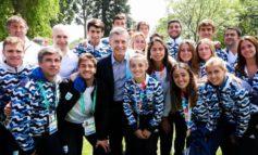Por decreto, Macri eliminó la Secretaría de Deportes