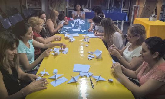 Verano con Cultura: Arranca hoy el taller de origami
