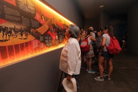 Más de 100 mil visitantes pasaron por el Centro de Interpretación de los Quilmes