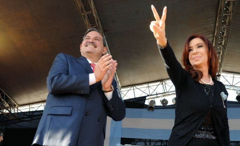 "De negarla a ""Cristina es la única alternativa"""