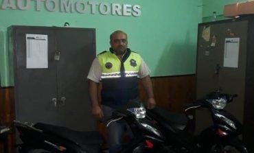 Ofrecen motos con papeles adulterados por Facebook