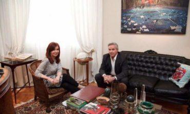 De cara a las elecciones, Cristina Kirchner se reunió con Felipe Solá