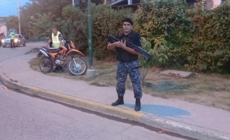 Yerba Buena: la Guardia Municipal podrá usar armas de fuego