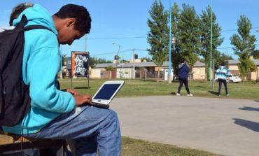 Cuáles son las plazas que cuentan con wifi gratis