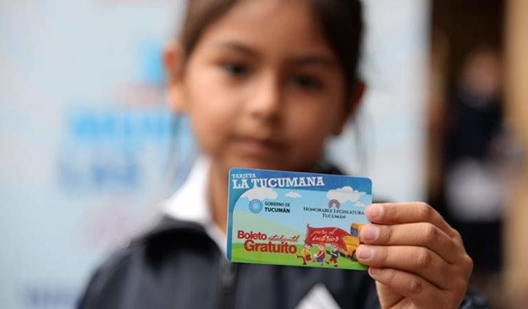 Boleto estudiantil: Aclaran que los choferes deben recibir las tarjetas del año pasado