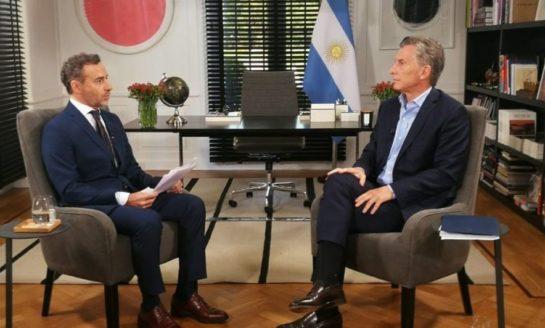 """Macri: """"Hoy estamos mejor parados como sociedad que en 2015"""""""