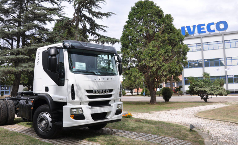 Iveco suspende 900 operarios en su planta cordobesa