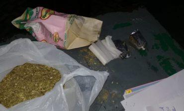 Villa Urquiza: Quiso ingresar marihuana en un paquete de yerba