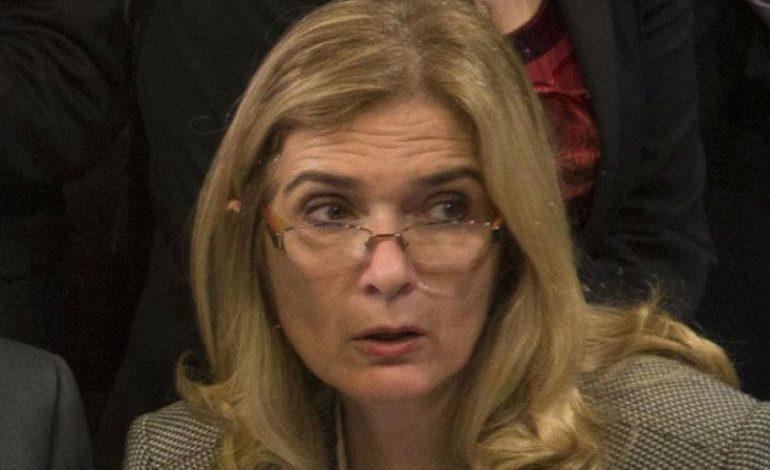 """Silvia Elías: """"Quiero ser la primera gobernadora de Tucumán"""""""
