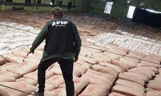 Inédito: AFIP remató 169 mil bolsas de azúcar por una deuda impositiva en Tucumán