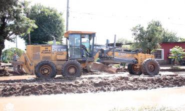 Alberdi y La Cocha se recomponen tras las lluvias