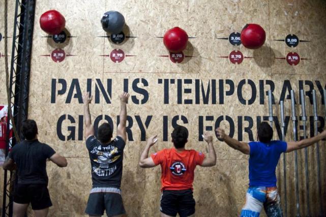Tucumán es sede de la competencia de crossfit más grande de Sudamérica
