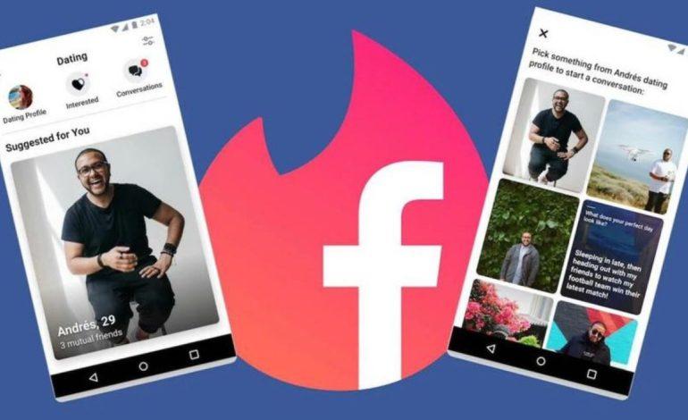 Facebook lanza una nueva plataforma para obtener citas