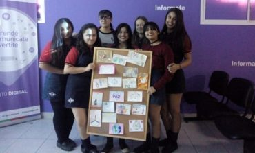 Estudiantes tucumanos realizan un intercambio artístico con Italia
