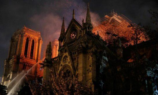 Notre Dame, un tesoro invaluable que alberga París