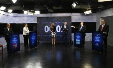Debate de candidatos: Jaldo, el ganador en las redes