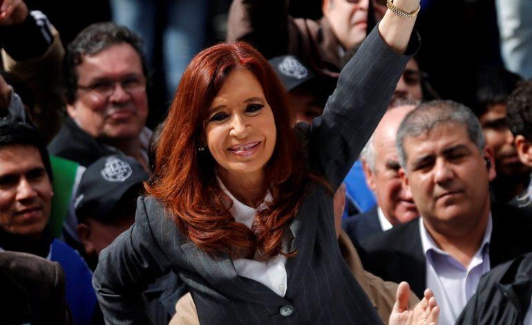 Cristina Kirchner retoma su agenda de campaña