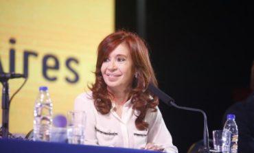 "Cristina llamó a lograr ""un contrato social"""