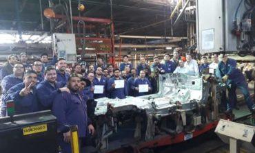 Ford suspende 500 operarios y deja paralizada la planta de Pacheco