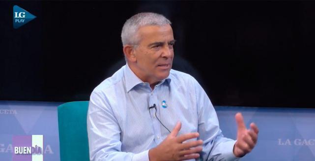 García Hamilton desistió a su candidatura a Gobernador y apoya a Elías de Pérez