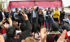 Inauguran obras de urbanización en Banda de Río Salí