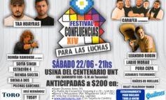 Noche de folklore en la 14ª edición del Festival Confluencias