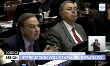 El elegido de Macri es uno de los más fervientes impulsores de la ley del aborto