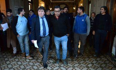 Emilio Luque: el Gobierno recibió a los trabajadores de la empresa