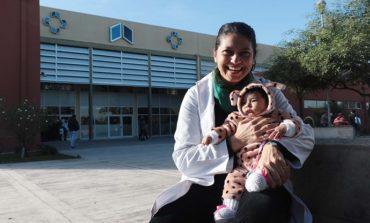 En seis años, nacieron 21.300 bebés en el hospital Eva Perón