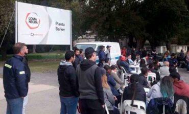 Loma Negra cerró la planta Barker: 275 empleados a la deriva