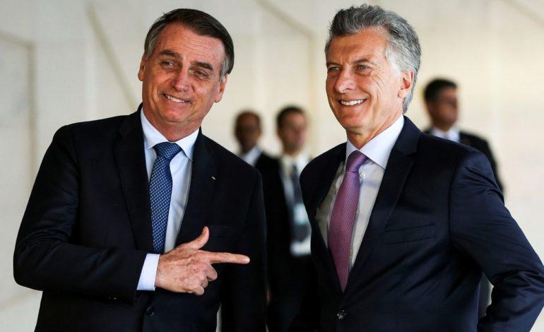 Bolsonaro visita a Macri: ¿cuáles serán los temas a discutir?