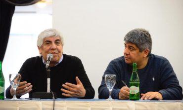 Moyano respondió a las críticas de Macri