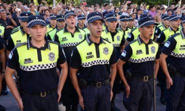 Destinarán más de 8.000 policías para la seguridad el día de los comicios