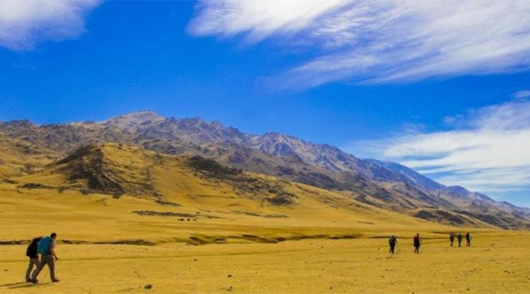 En el valle de La Ciénaga, la escuela es la estrella del turismo activo