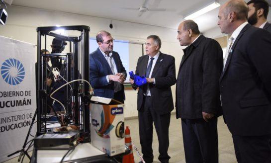 Impresalud 3D: La innovadora iniciativa provincial para brindar soluciones a niños discapacitados