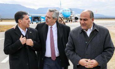 Para Alberto Fernández los gobernadores serán sus socios