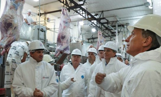 Cierra un frigorífico que inauguró Macri el año pasado: 300 empleados en la calle