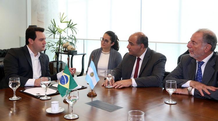 Tucumán estrecha lazos con Brasil