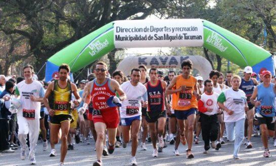 """A tener en cuenta: Así serán los cortes de tránsito por la """"Maratón Independencia"""""""