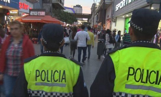 """20 mecheras detenidas en el operativo """"Vacaciones de Invierno"""""""