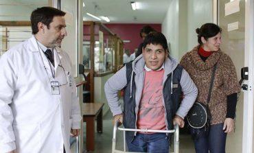 Neuro-ortopedia: Con tecnología de avanzada asisten a niños en el hospital Avellaneda