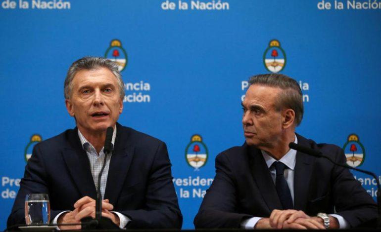 Pichetto se muestra confiado: «acá no hay ninguna transición»