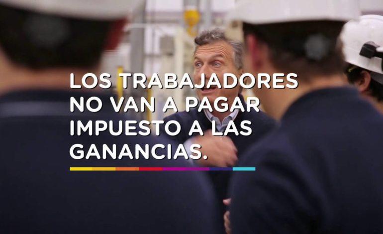 En la gestión Macri se duplicó la cantidad de trabajadores que pagan Ganancias