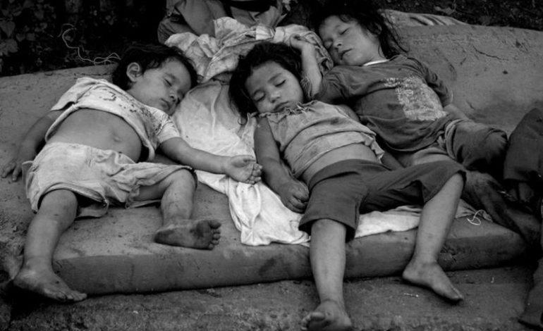 La pobreza infantil sigue en aumento y ya abarca a uno de cada dos chicos