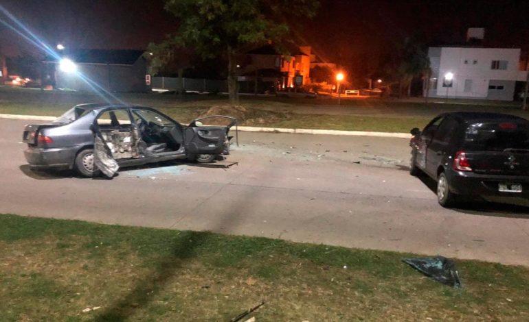 Un choque en la avenida Perón dejó un muerto