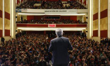 """""""Gracias, Tucumán"""": el mensaje que dejó Alberto Fernández en las redes"""